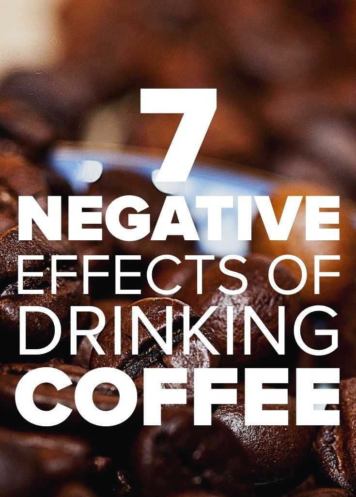 7 Digestive Problems with Coffee and Caffeine