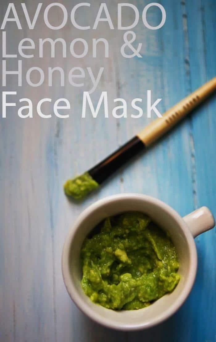 Avocado Face Mask for Better Skin