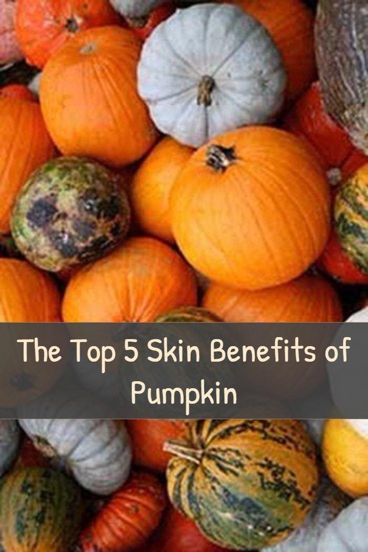 Best 5 Skin Benefits of Pumpkins & Winter Squash