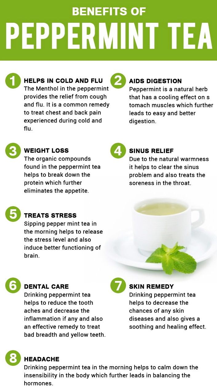 How to Make Peppermint Tea for Quick Relief from Digestive Problems