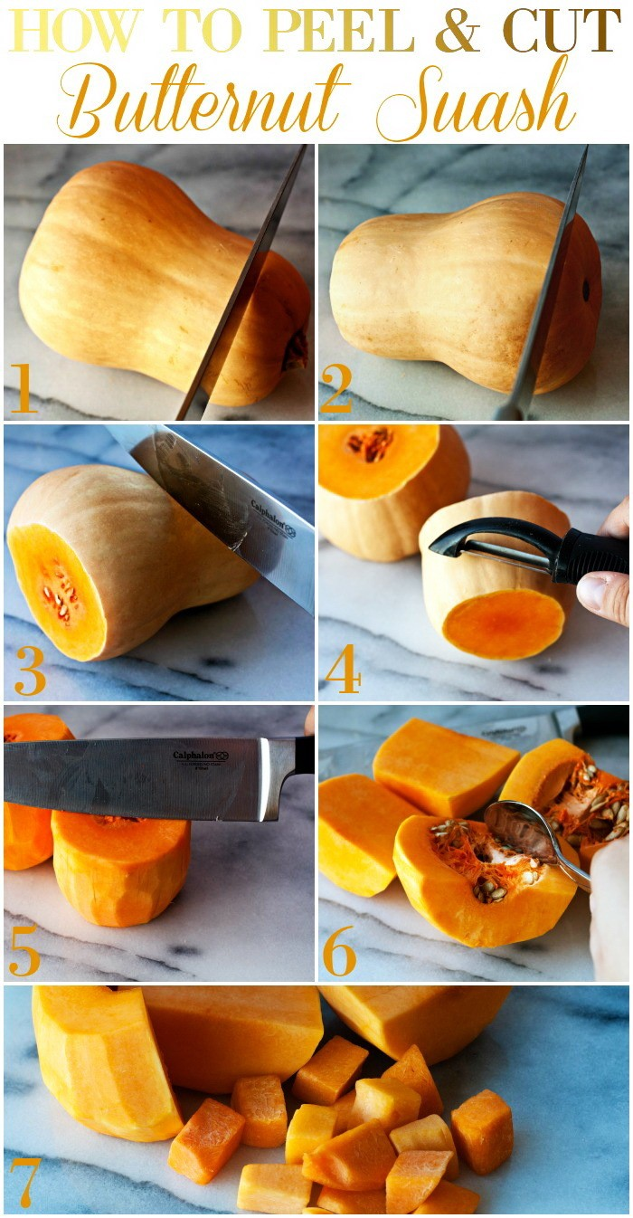 How to Steam Butternut Squash for Extra Nutrition and Taste