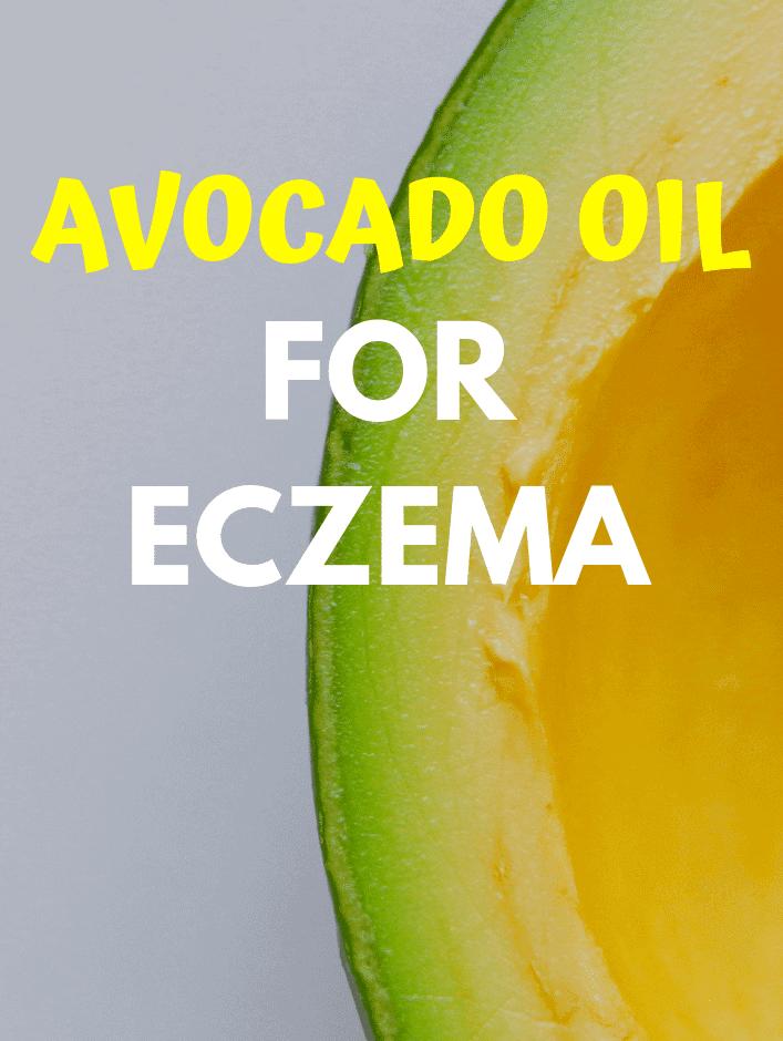 How to Use Avocado Oil for Eczema