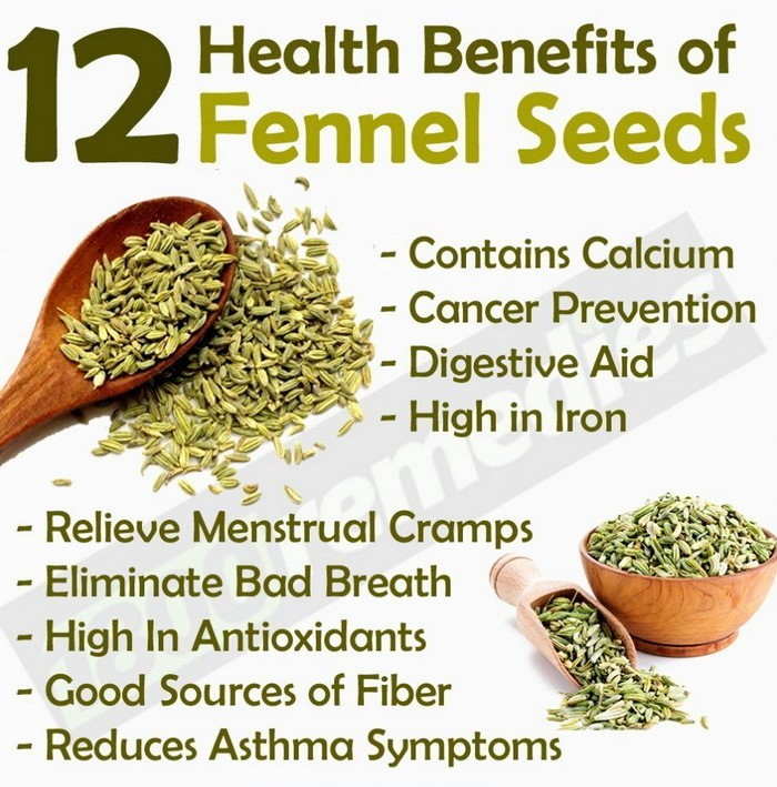 How to Use Fennel Seeds for Gas, Cramps and Bloating