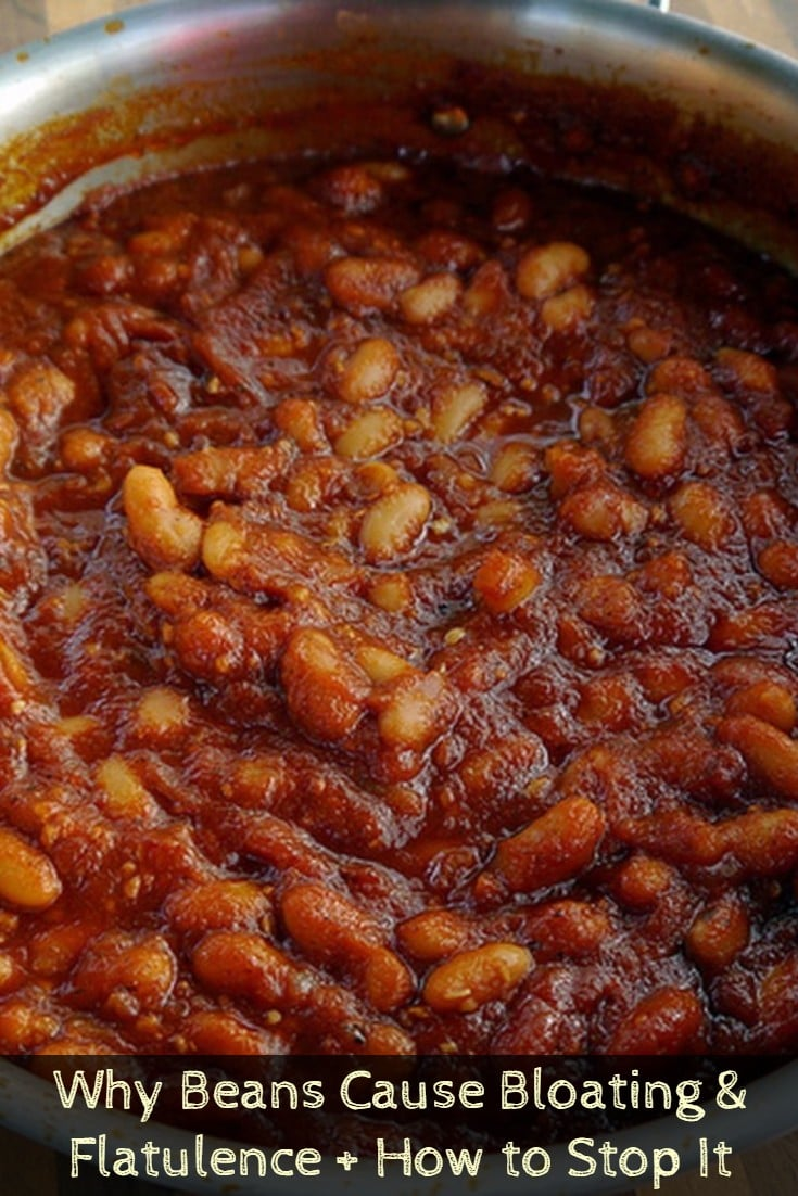 Why Beans Cause Gas and the Simple Solution
